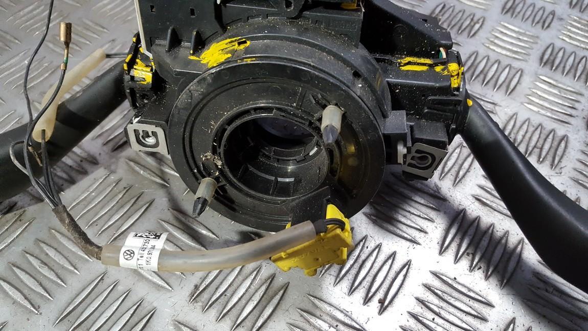 Механизм подрулевой для SRS (ленточный) 1k0959653c 1k0971584 Volkswagen CADDY 2008 1.9