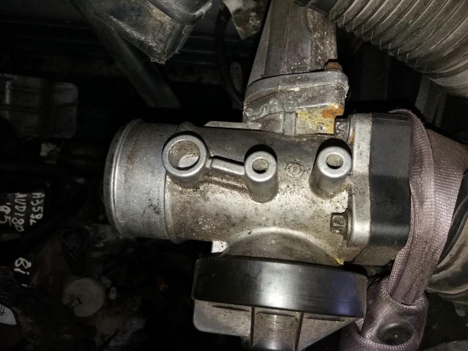EGR Valve Exhaust Gas 6680900154 A6680900154 Mercedes-Benz A-CLASS 1998 1.4