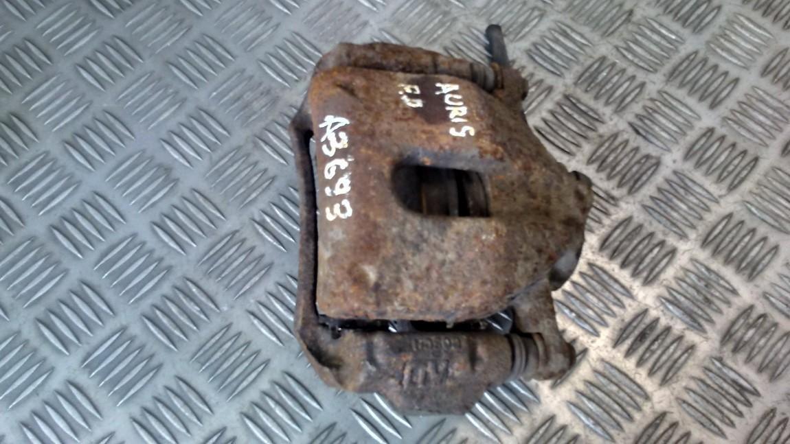 Stabdziu suportas P.D. used used Toyota AURIS 2008 2.0