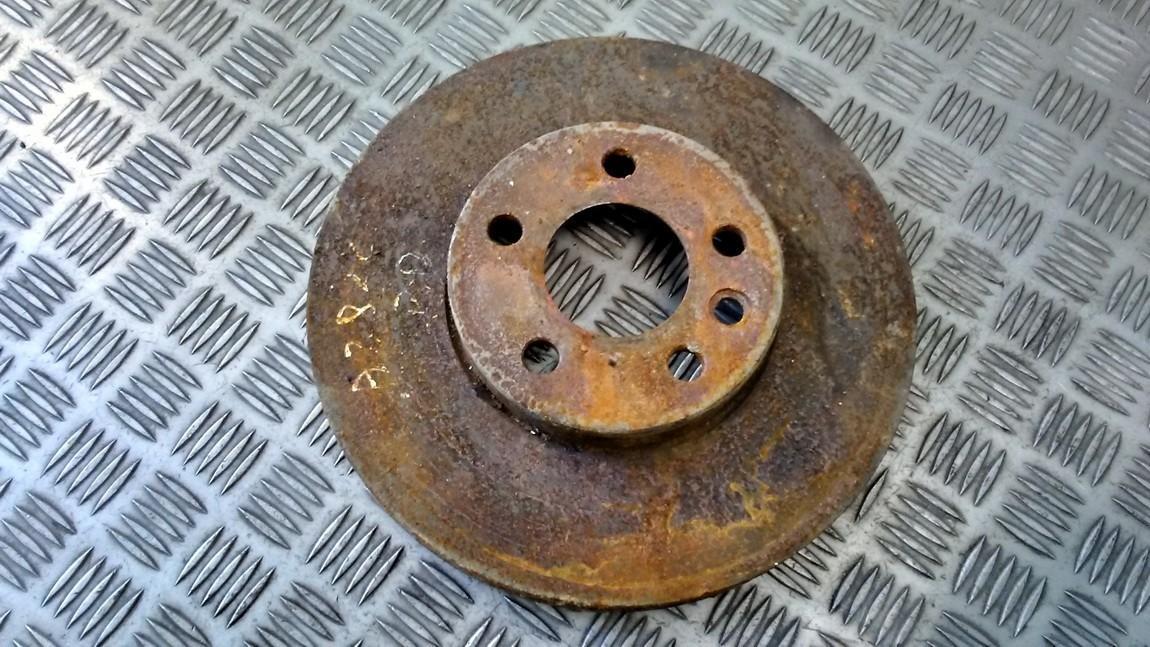 Priekinis stabdziu diskas used used Ford GALAXY 2001 2.3