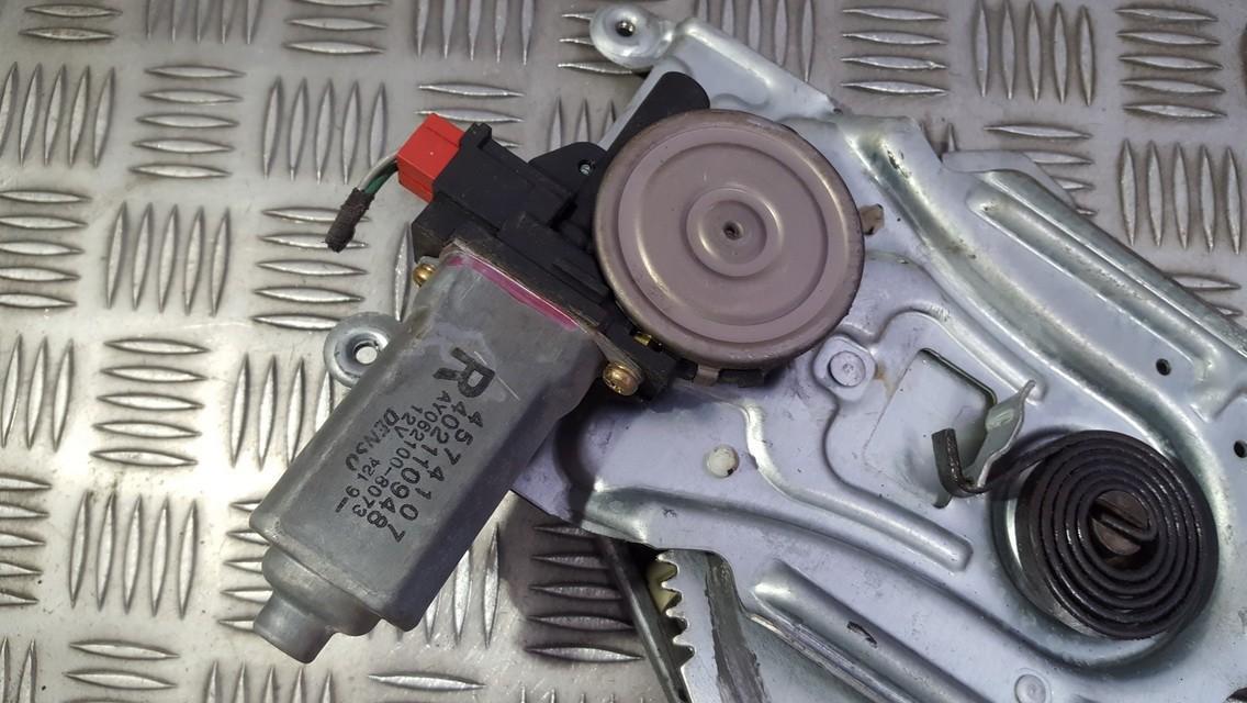 Моторчик стеклоподъемника - передний правый AY0621008073 AY062100-8073, 4574107, 402110948 Chrysler 300M 2004 2.7