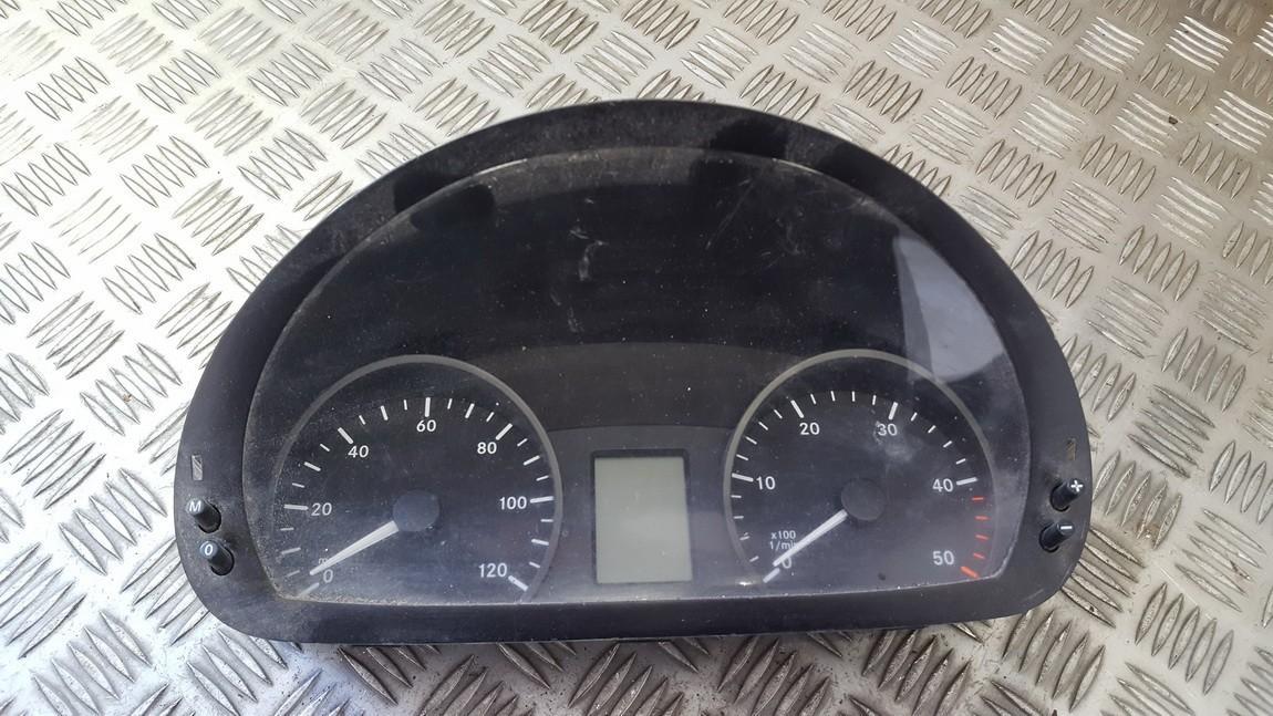 Speedometers - Cockpit - Speedo Clocks Instrument a9064468421 a9064468021 Mercedes-Benz SPRINTER 2005 2.2