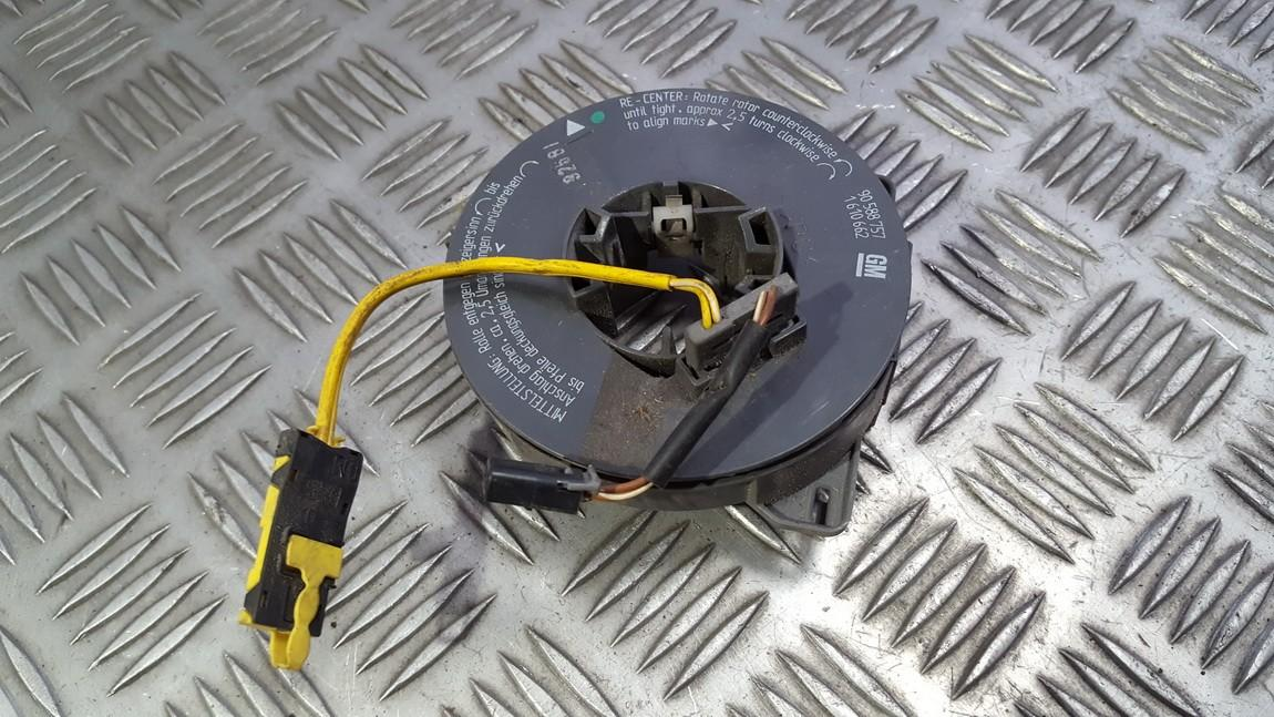 Airbag Slip Squib Ring 90588757 gm90588757, 1610662 Opel ASTRA 1994 1.7