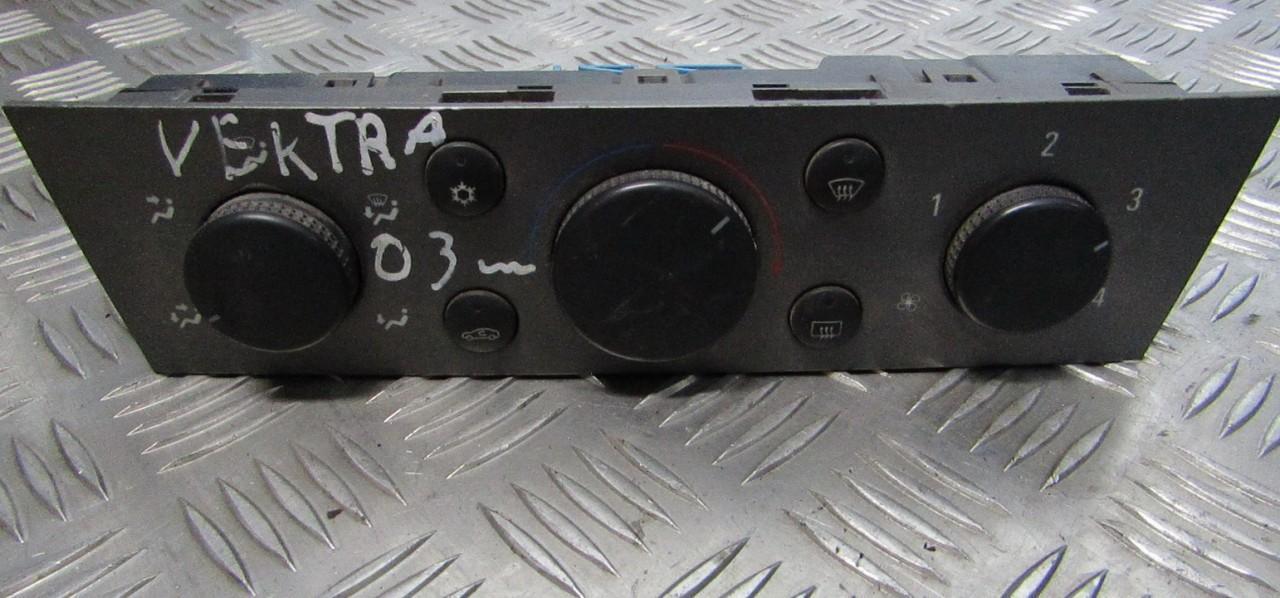 Peciuko sklendes varikliukas 24441228 69550001 Opel VECTRA 2005 2.0