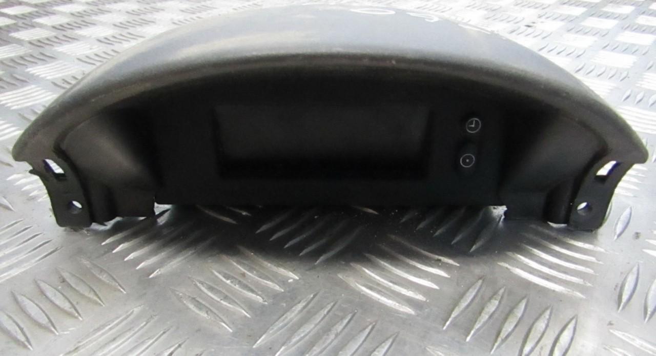 Бортовой компьютер дисплей (дисплей информационный) 13242079 565412769 Opel COMBO 1999 1.7