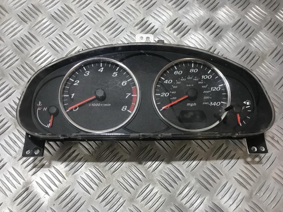 Mazda  6 Spidometras - prietaisu skydelis