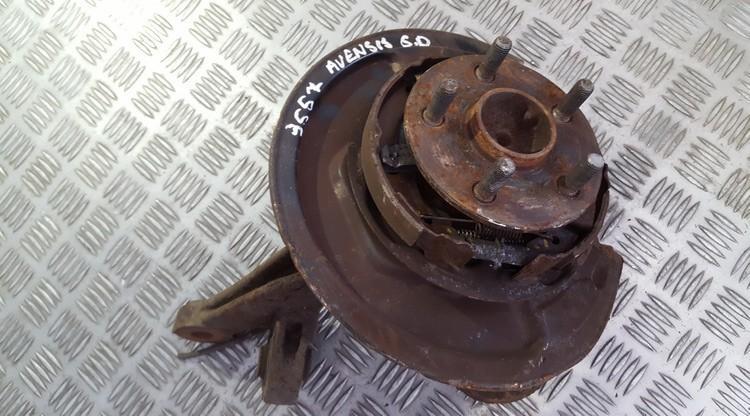 Stabdziu disko apsauga galine desine (G.D.) used used Toyota AVENSIS 2003 1.8