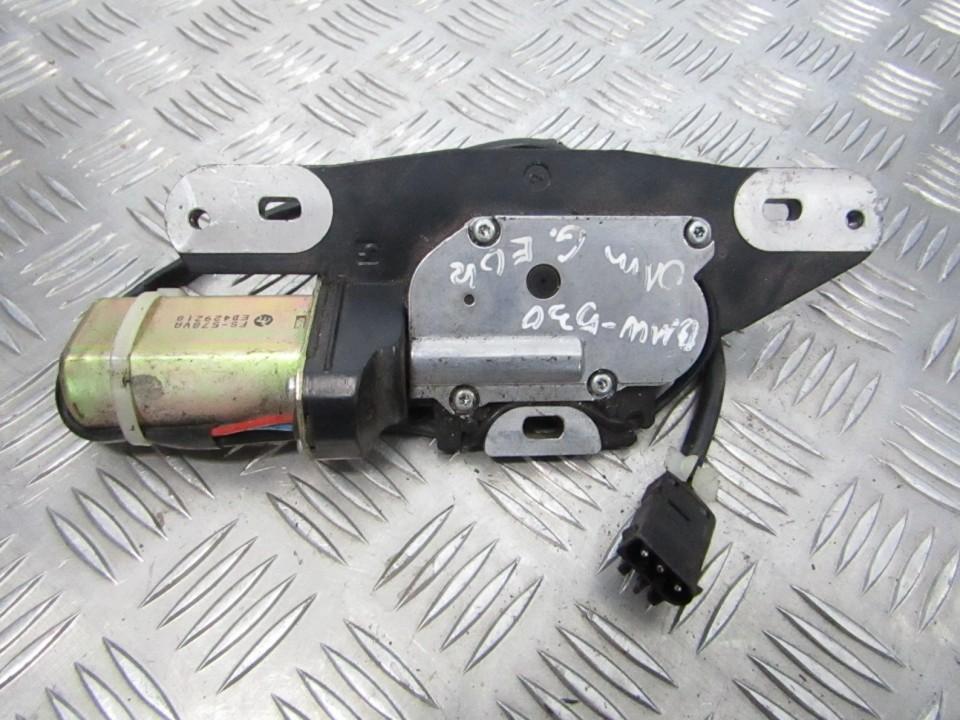 Galinio Dangcio atidarymo varikliukas (uzdarymo) BMW 5-Series 2001    0.0 fs578va