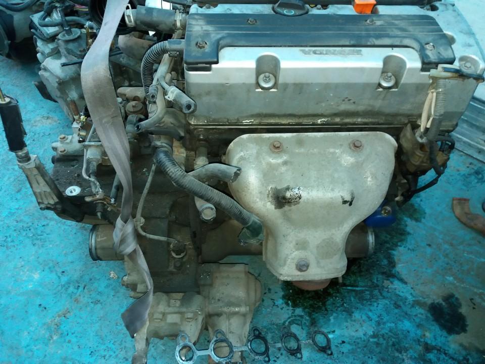 K20A4 Engine Honda CR-V 2004 2 0L 360EUR EIS00414893 | Used