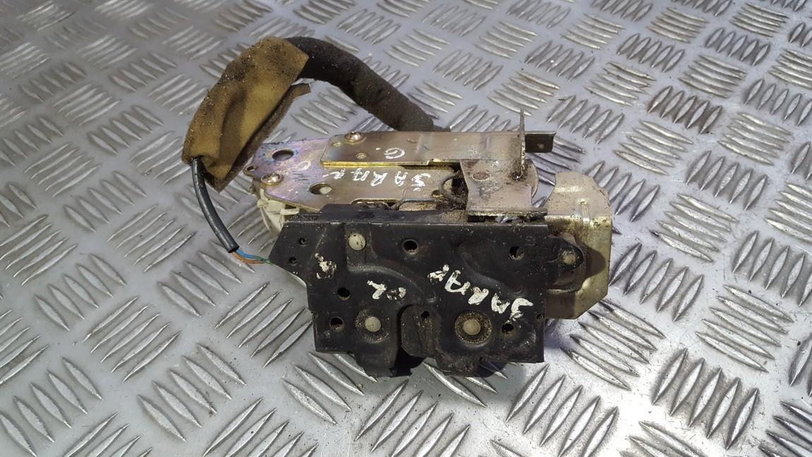 Centrinio duru uzrakto varikliukas used used Volkswagen SHARAN 2003 1.9
