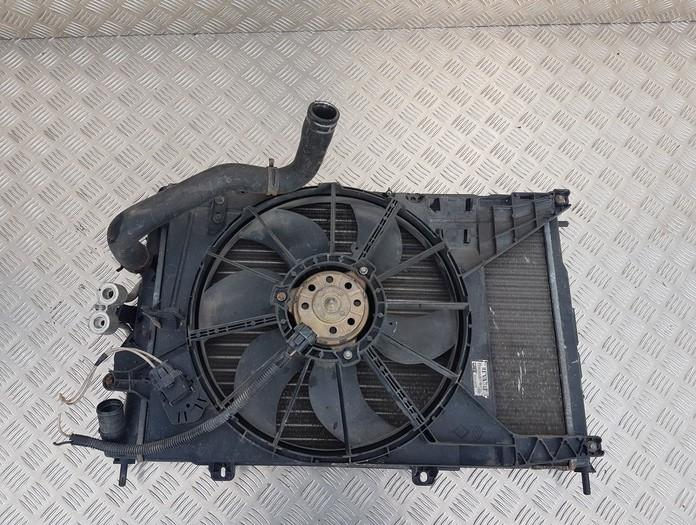 Vandens radiatorius (ausinimo radiatorius) used used Renault SCENIC 1998 1.6