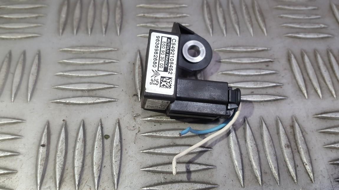Srs Airbag daviklis 9636982680 50903000 Citroen XSARA PICASSO 2006 1.6