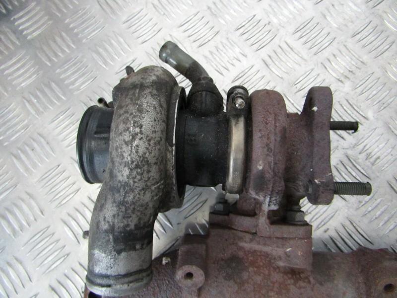 Turbina 8971852414 897185-2414, 49173-06501 Opel ASTRA 1994 1.7