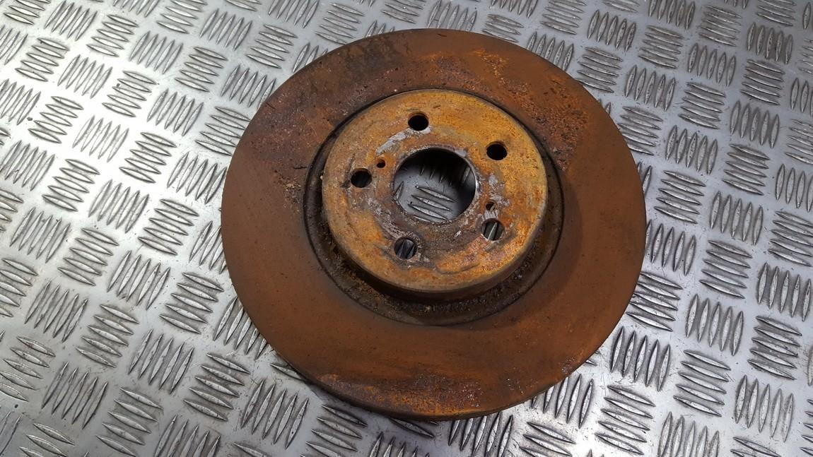 Priekinis stabdziu diskas used used Toyota AVENSIS 2006 2.0