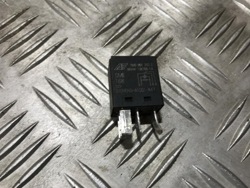 Блок электронный 7m0951253c 95vw10k705ea Volkswagen SHARAN 2003 1.9