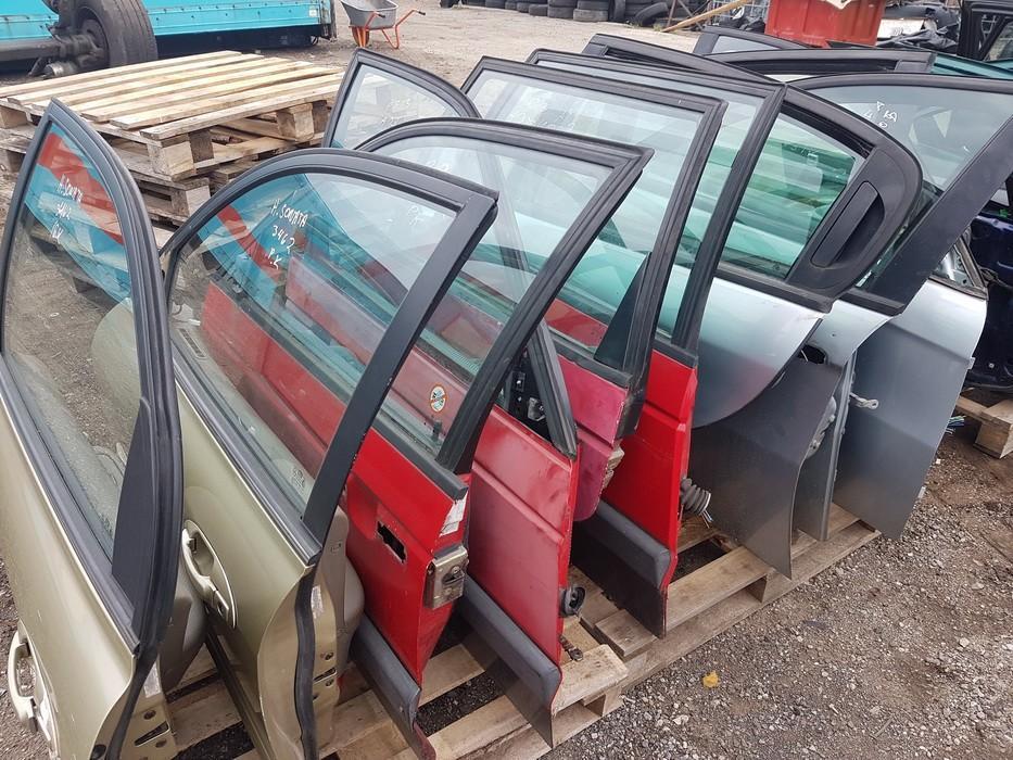Durys G.D. sidabrines used Alfa-Romeo 147 2003 1.6
