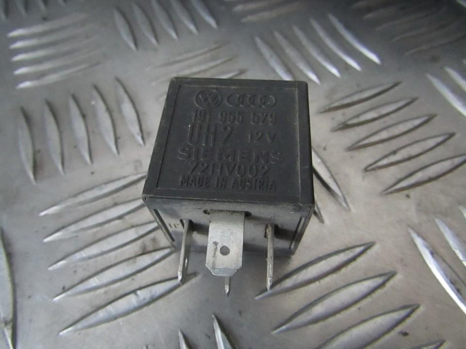 Rele 191955529 used Volkswagen GOLF 1986 1.6