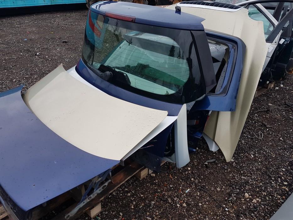 Hood sidabrinis used Alfa-Romeo 147 2001 1.6