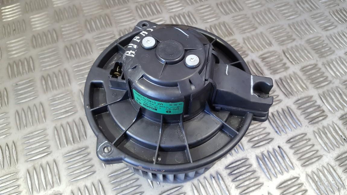 Salono ventiliatorius 0130101602 016070-0600 Toyota AVENSIS 2008 1.8