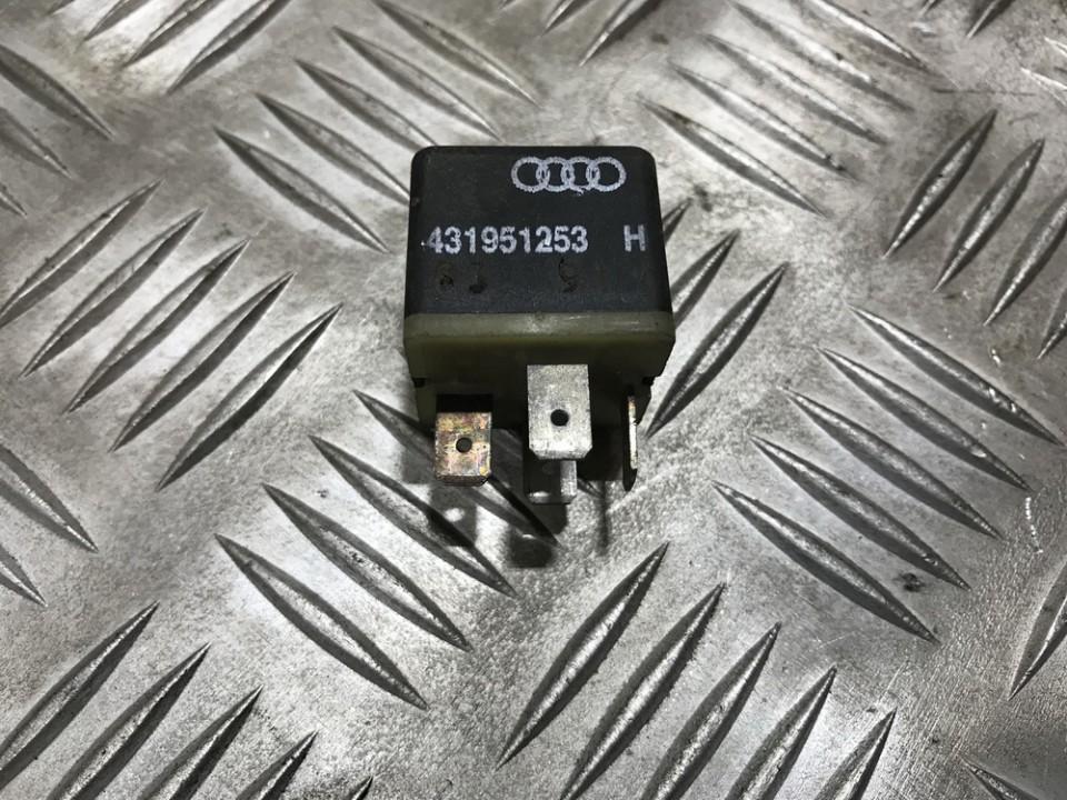 Rele 431951253h 204 Audi A6 2007 2.0