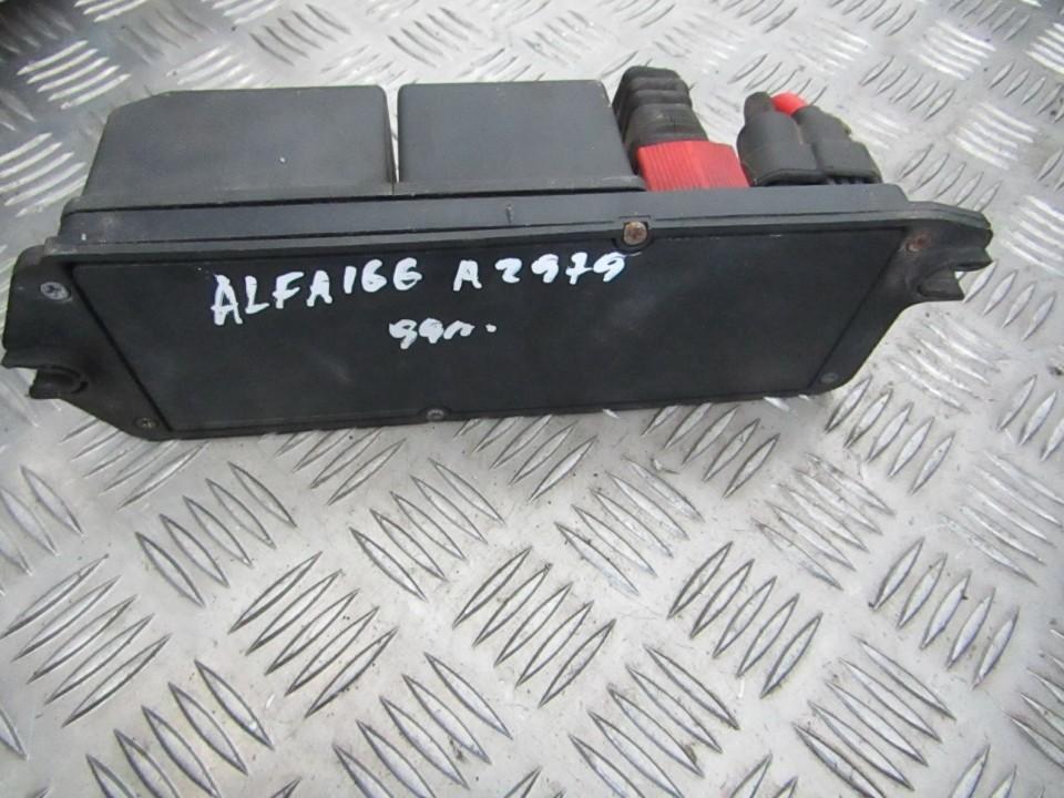 used used fuse box alfa-romeo 166 1999 2 0l 18eur eis00419265
