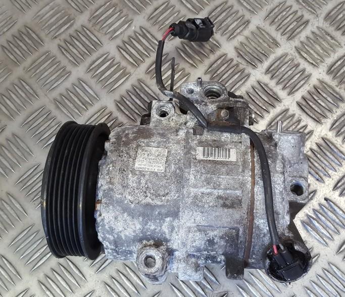 Kondicionieriaus siurblys 6Q0820808G JP6SEU14C, 447150-2230 Fiat DOBLO 2009 1.3