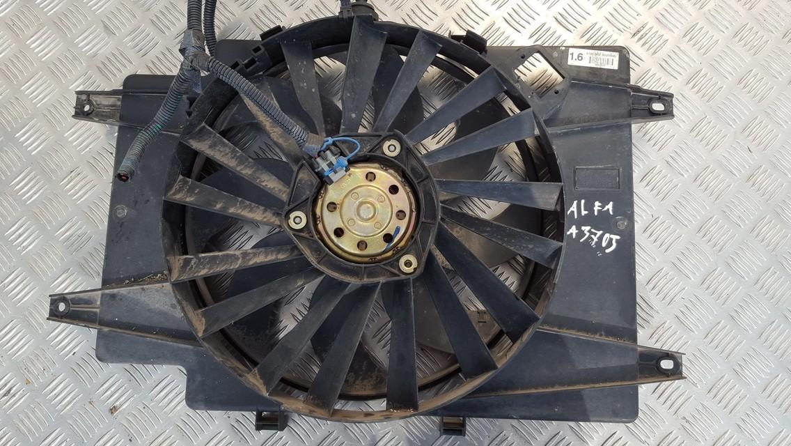Diffuser, Radiator Fan 5020068 used Alfa-Romeo 147 2000 1.9