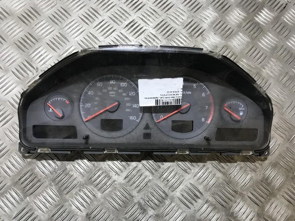 Spidometras - prietaisu skydelis NENUSTATYTA  Volvo S80 1999 2.5