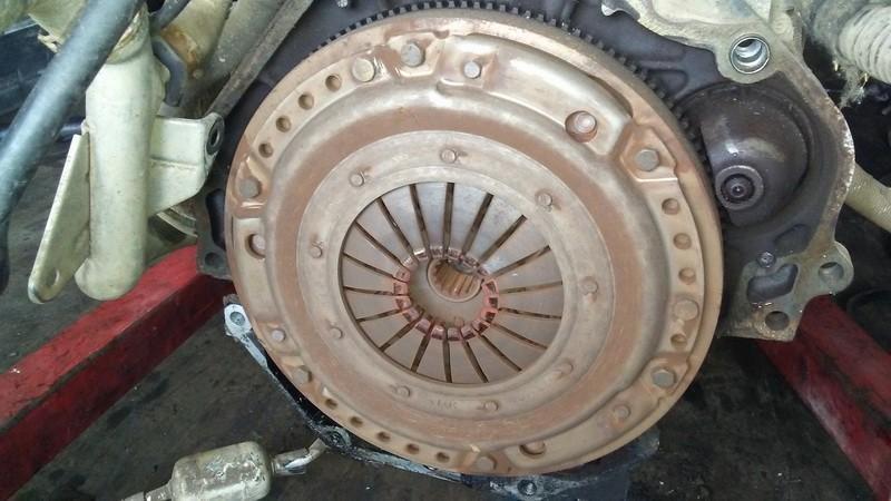 Sankabos komplektas USED USED Opel ASTRA 2002 2.0