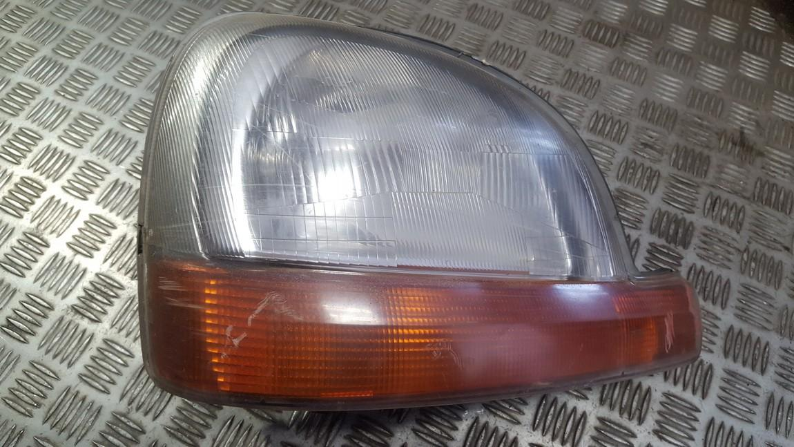 Основная фара - передний правый used used Renault KANGOO 2001 1.9