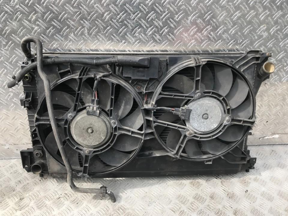 Diffuser, Radiator Fan 870732g 9202810, 871472u Opel VECTRA 1998 2.0