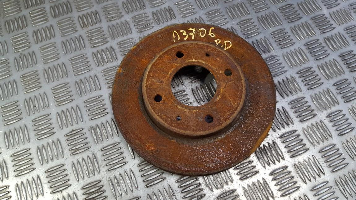 Priekinis stabdziu diskas used used Mitsubishi GALANT 1999 2.0