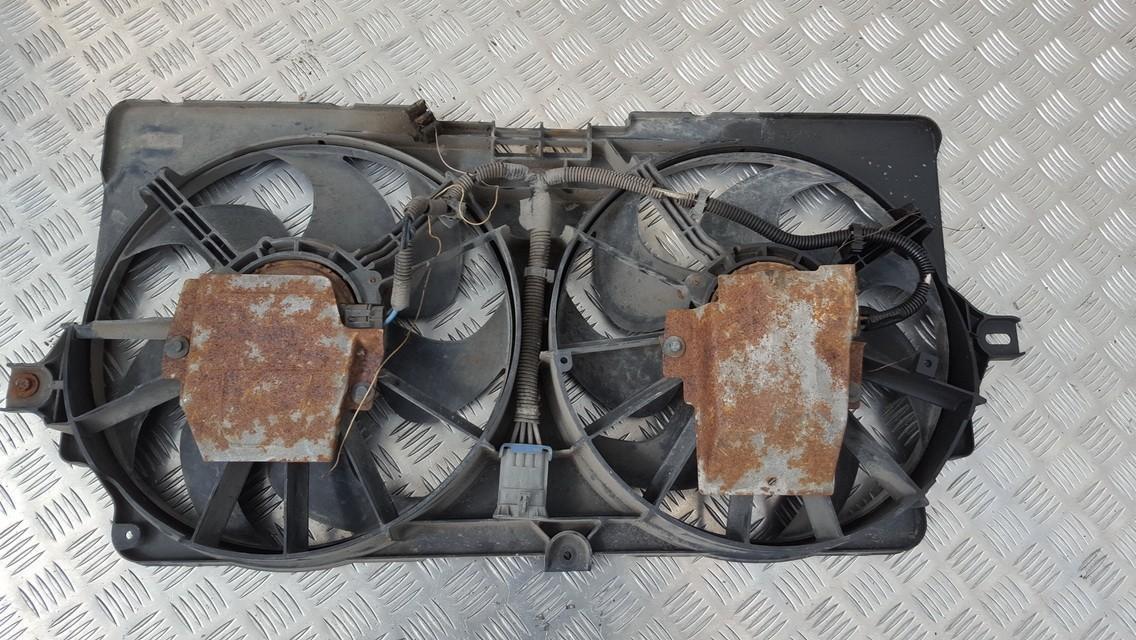 Difuzorius (radiatoriaus ventiliatorius) used used Pontiac MONTANA 1998 3.4