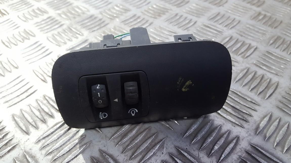 Zibintu aukscio reguliatoriaus mygtukas 8200176081 used Renault MEGANE 1996 1.6