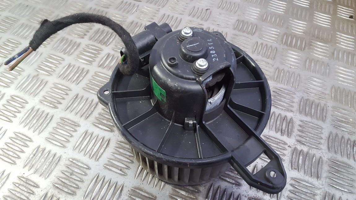 Salono ventiliatorius 0130111203 4b2820021c Audi A6 2007 2.0
