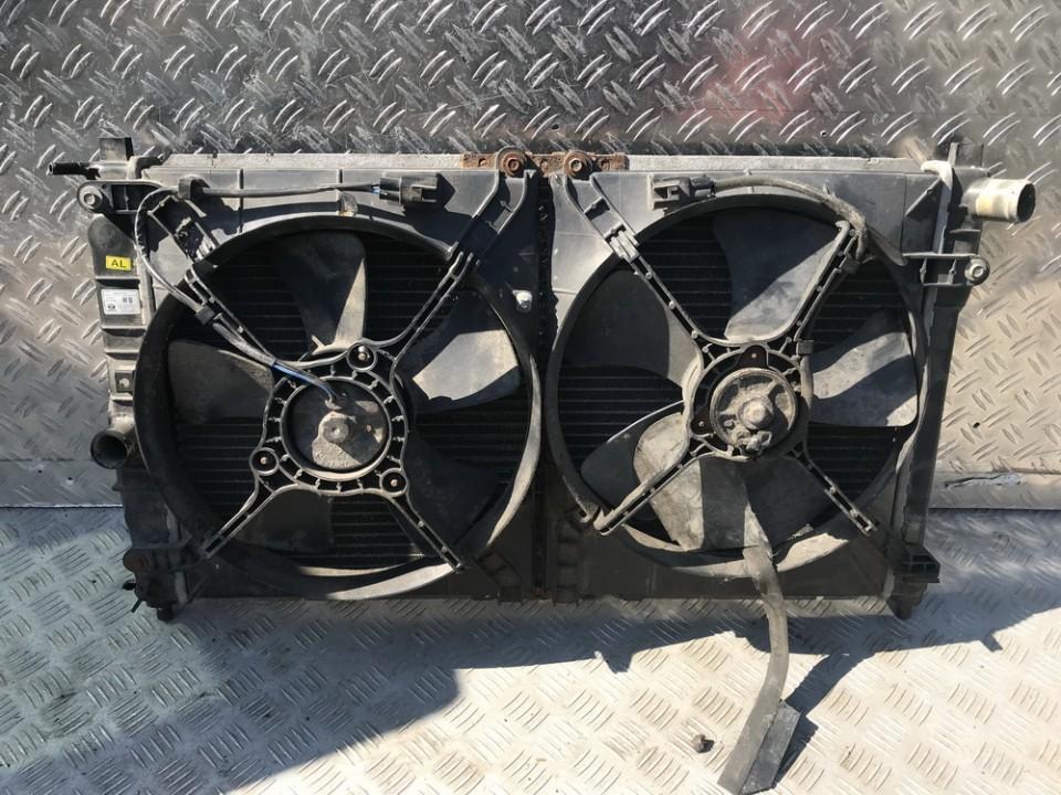 Vandens radiatorius (ausinimo radiatorius) 96181369 used Daewoo NUBIRA 1999 1.6