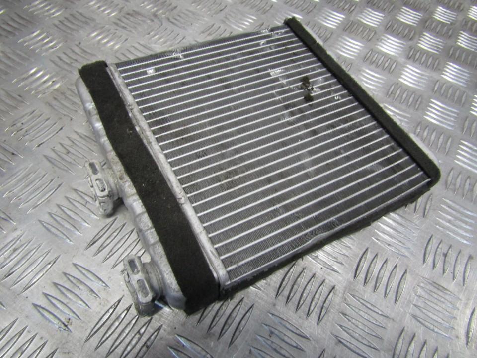Salono peciuko radiatorius used used Opel ASTRA 1998 1.7