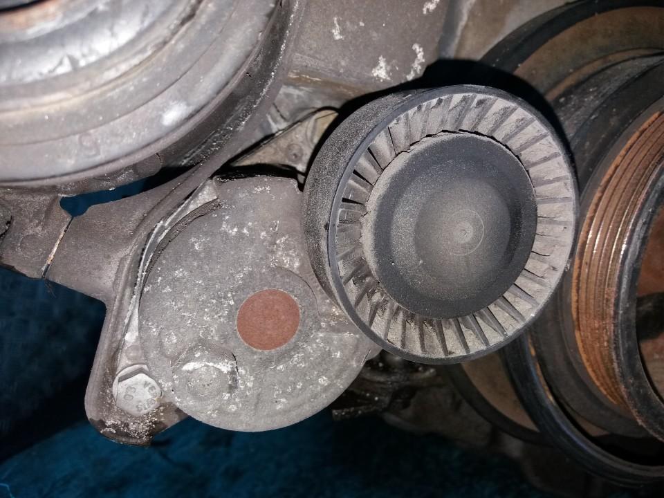 Dirzo itempejas (Paskirstymo dirzo itempejas) F2260082 F-226008.2 BMW 3-SERIES 2011 2.0