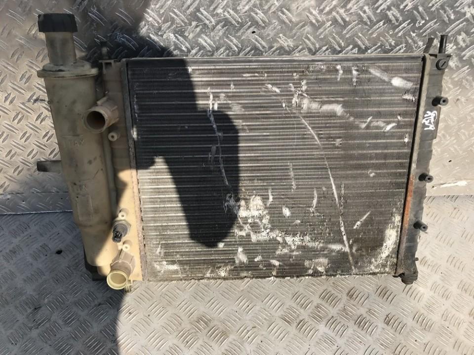 Fiat  Brava Vandens radiatorius (ausinimo radiatorius)