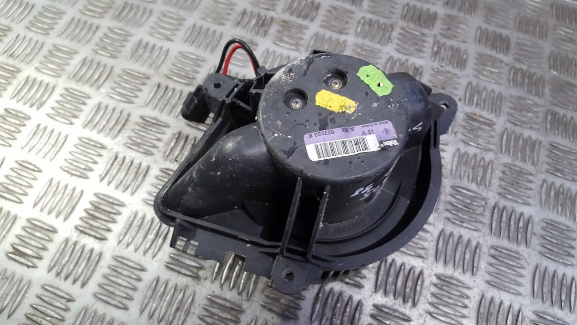 Salono ventiliatorius 657323k used Renault SCENIC 1998 2.0