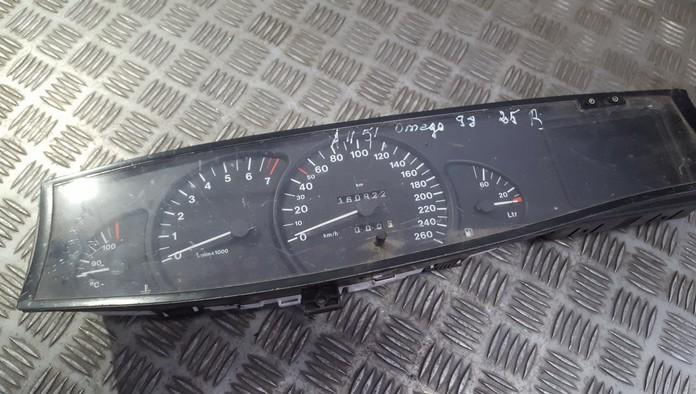 Spidometras - prietaisu skydelis 90564489ph used Opel OMEGA 1994 2.5