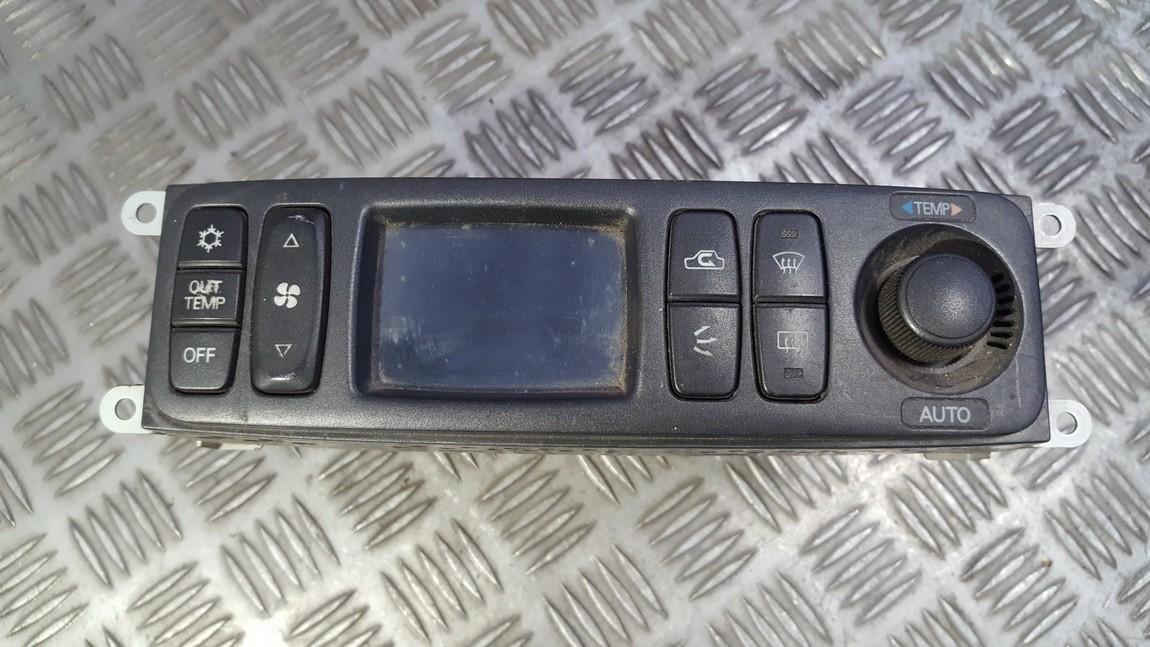 Peciuko valdymas MR283262 CAA502A040 Mitsubishi GALANT 1999 2.0