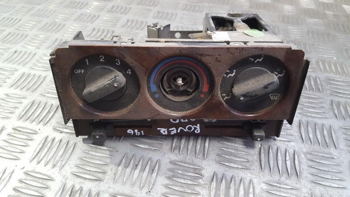 Peciuko valdymas used used Rover 200-SERIES 1997 1.4
