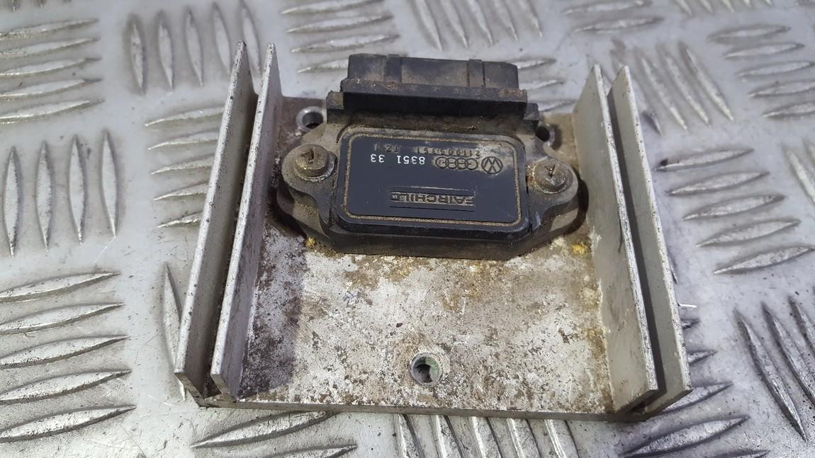 Volkswagen  Golf Komutatorius