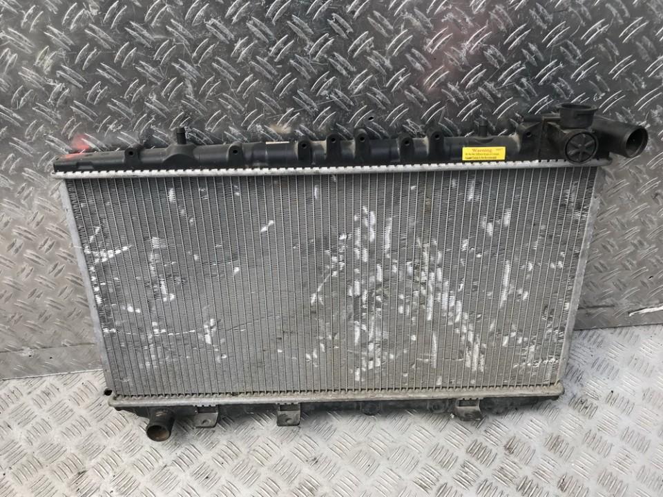 Vandens radiatorius (ausinimo radiatorius) used used Nissan PRIMERA 1995 2.0