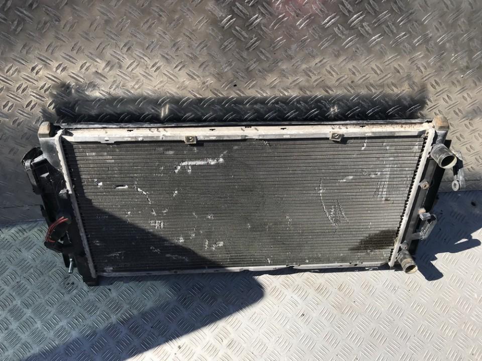 Vandens radiatorius (ausinimo radiatorius) used used Volkswagen TRANSPORTER 1995 1.9