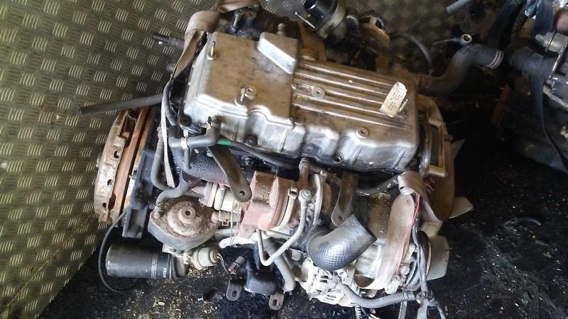 4jx1 used engine isuzu trooper 2005 3.0l 400eur eis00429224 | used