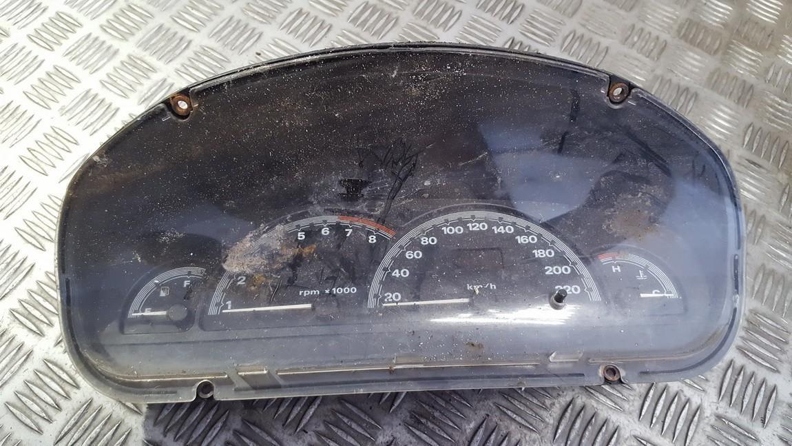 Fiat  Brava Spidometras - prietaisu skydelis