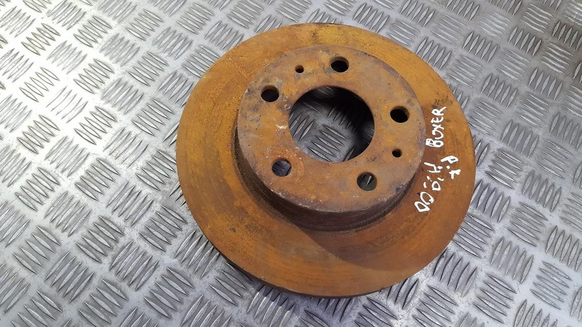 Priekinis stabdziu diskas used used Peugeot BOXER 1998 2.5