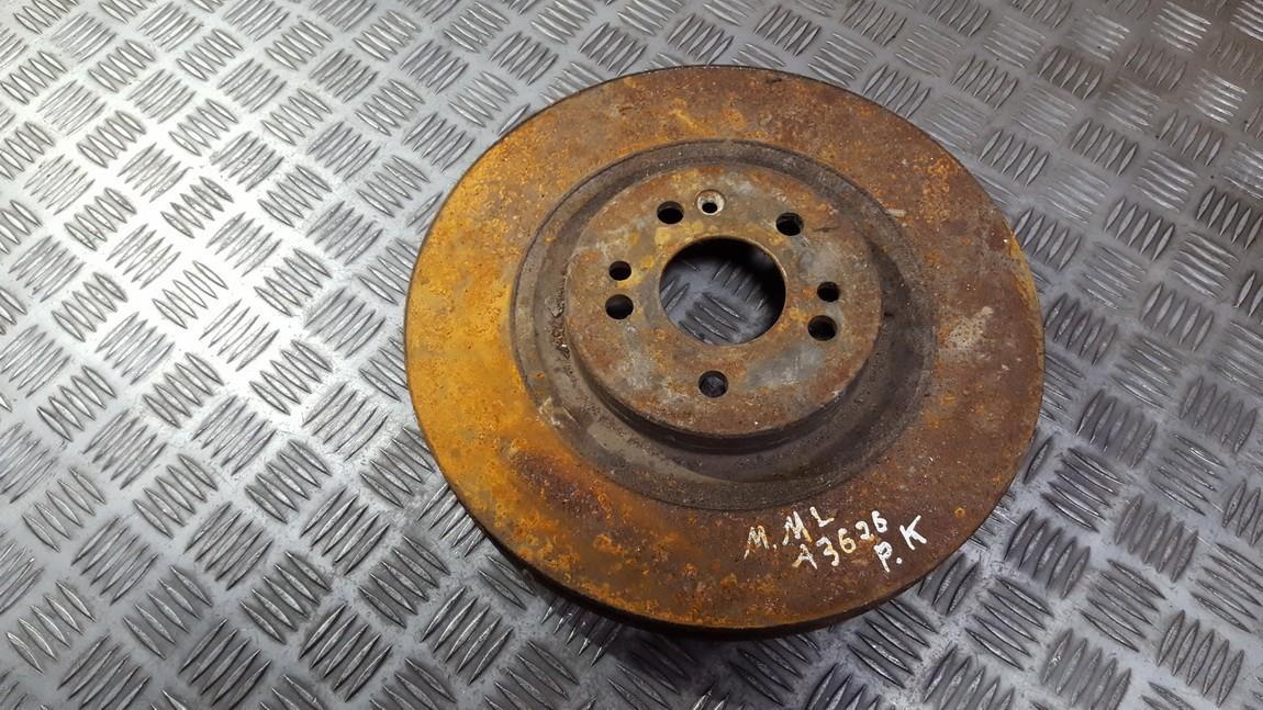Priekinis stabdziu diskas used used Mercedes-Benz ML-CLASS 2000 3.2